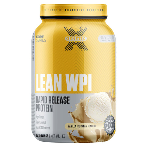 Lean WPI by Genetix Nutrition
