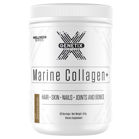 Marine Collagen + by Genetix Nutrition