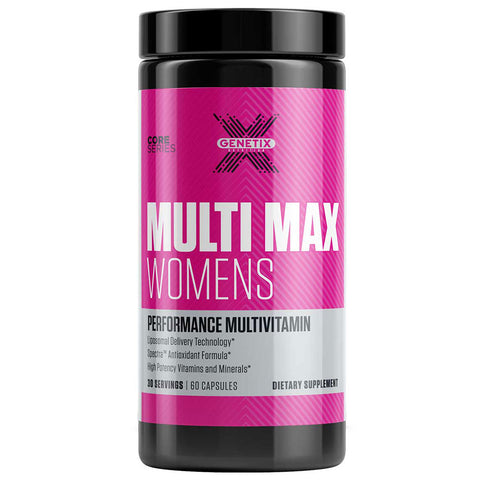 Multi Max (Womens) by Genetix Nutrition Core Series