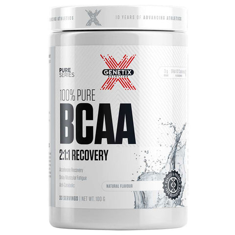 100% Pure BCAA by Genetix Nutrition Essentials