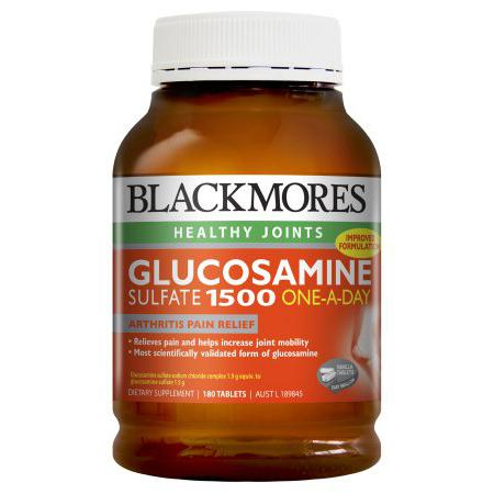 Image of Glucosamine Sulfate 1500 by Blackmores