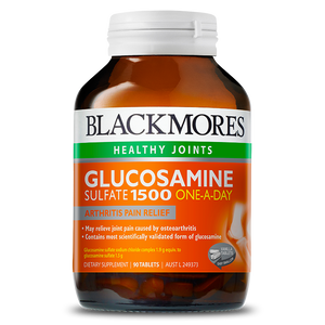 Glucosamine Sulfate 1500 90 Tablets by Blackmores