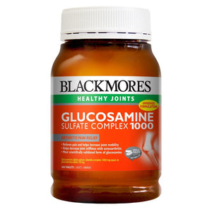Glucosamine Sulfate Complex 1000mg 300 Tablets - Blackmores