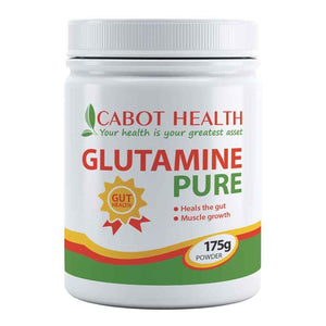 L-Glutamine Powder 175g by Cabot Health (Sandra Cabot)