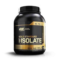 Optimum Nutrition Gold Standard 100% Isolate 5lb