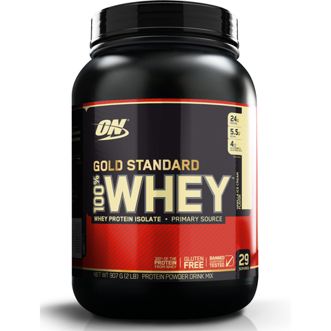 100% Whey Gold Standard 2lb by Optimum Nutrition