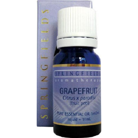Image of Grapefruit Essential Oil by Springfields