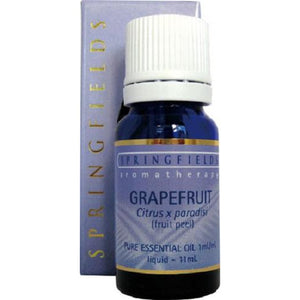 Grapefruit Essential Oil by Springfields