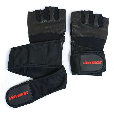 Vantage Gym Gloves Support Plus