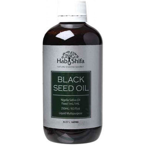 Black Seed Oil 250ml by Hab Shifa