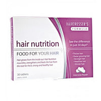 Hair Nutrition For Women Tablets by Hairdressers Formula