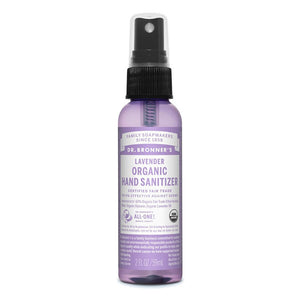 Organic Hand Sanitizing Spray by Dr Bronners