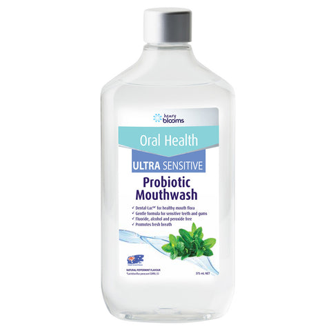 Probiotic Mouthwash (Ultra Sensitive) by Henry Blooms