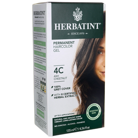 Image of Herbatint Naturals 4C Ash Chestnut by Herbatint