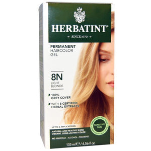 Herbatint Naturals 8N Light Blonde by Herbatint