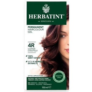 Herbatint Naturals 4R Copper Chestnut by Herbatint