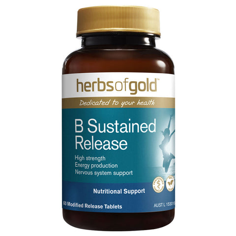 B Sustained Release by Herbs Of Gold