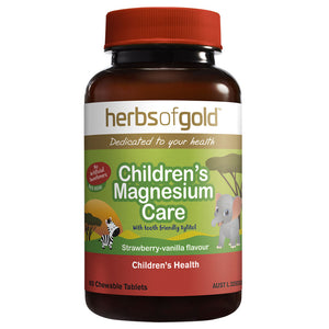 Children's Magnesium Care by Herbs of Gold