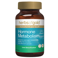 Hormone Metabolism by Herbs of Gold