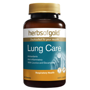 Lung Care by Herbs of Gold