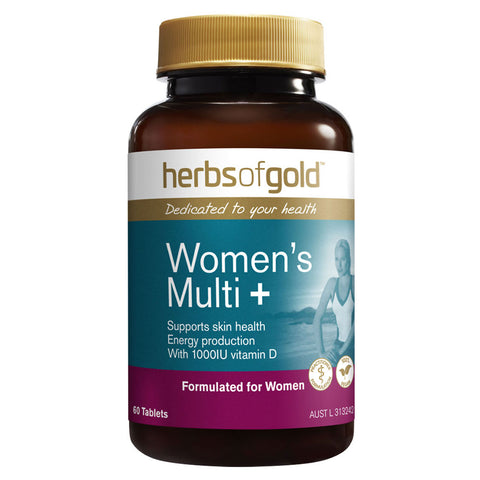 Women's Multi + by Herbs Of Gold