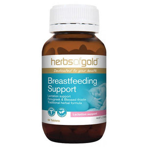 Breastfeeding Support by Herbs of Gold