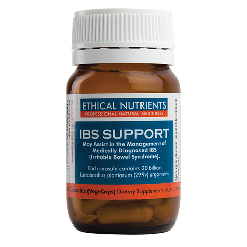 Image of IBS Support 30 Capsules by Ethical Nutrients