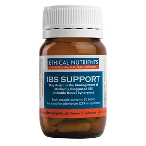 IBS Support 30 Capsules by Ethical Nutrients