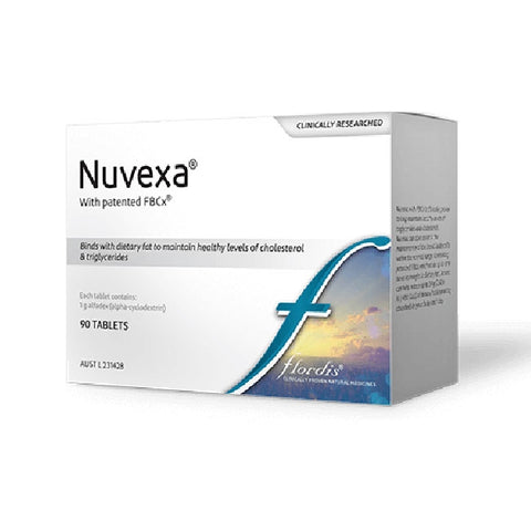 Nuvexa 90 Tablets by Flordis