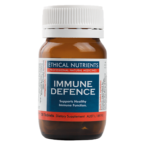 Image of Immune Defence 30 Tablets by Ethical Nutrients