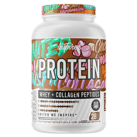 Protein by Inspired Nutraceuticals