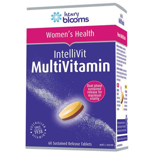 IntelliVit Womens Multivitamin Tablets by Blooms