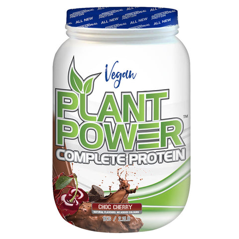 Plant Power Complete Protein by International Protein