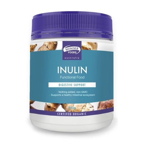 Wonder Foods Organic Inulin Powder 250g