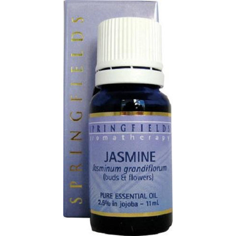 Image of Jasmine Essential Oil by Springfields