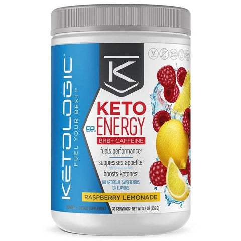 Ketologic Ketoenergy BHB with Caffeine 30 Serves