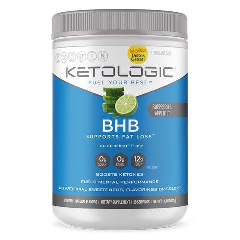 BHB Go 30 Serves by Ketologic