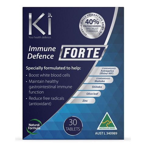 Immune Defence Forte by Ki Health Defence