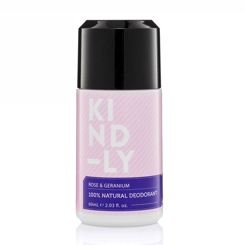 Kind-ly Natural Deodorant