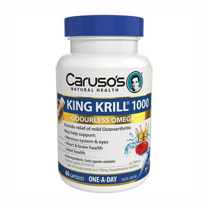 King Krill 1000 by Carusos Natural Health