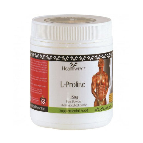 L-Proline 150g by Healthwise
