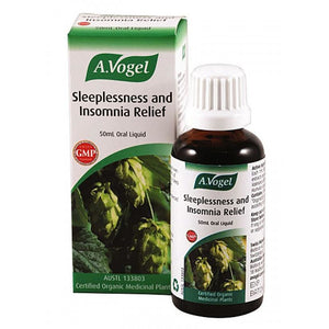Sleeplessness & Insomnia Relief by Vogel