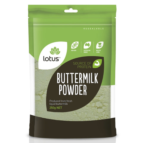 Lotus Buttermilk Powder