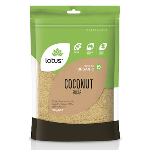Lotus Coconut Sugar Organic