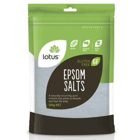 Lotus Epsom Salts