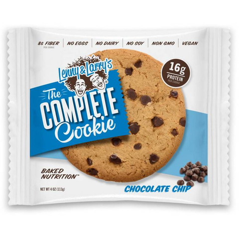 Image of The Complete Cookie (12 x 113g) by Lenny & Larrys
