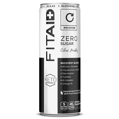 FitAid Zero RTD by LifeAid
