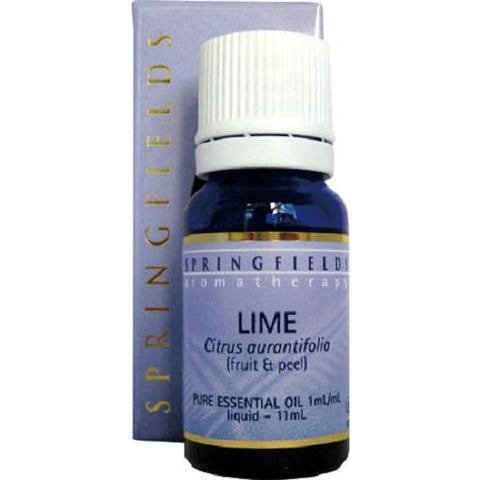 Image of Lime Essential Oil by Springfields
