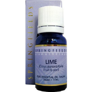 Lime Essential Oil by Springfields