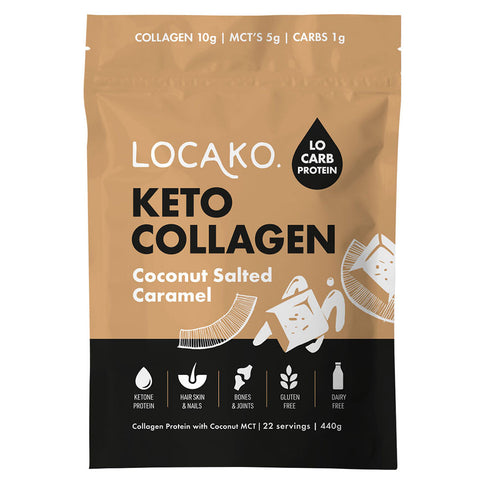 Keto Collagen by Locako